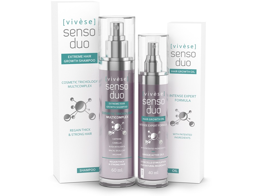 vivèse senso duo oil